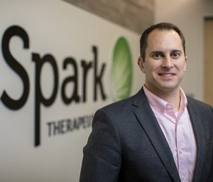Spark CEO Jeff Marrazzo