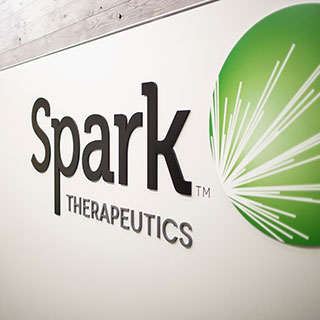 Spark Therapeutics headquarters in Philadelphia