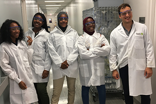 Future Ready: Engaging Philadelphia Youth as they Explore STEM Career Paths