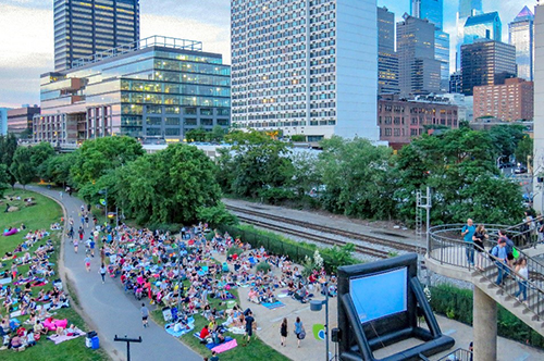 A Super Summer Sequel: Spark to Sponsor Summer Movie Nights Again