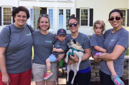Lead Sponsor of Foundation Fighting Blindness' Annual Philadelphia and Boston VisionWalks